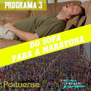 Do Sofá para a Maratona