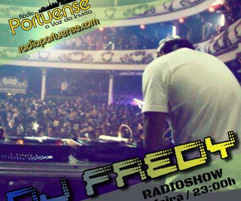 Dj Fredy – The Radioshow