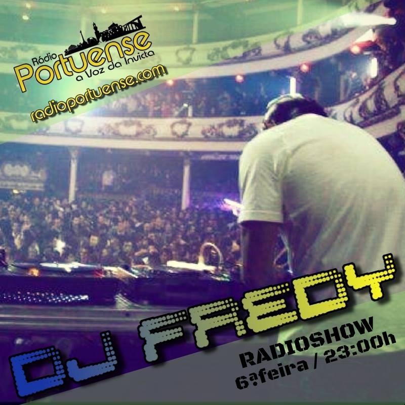 Dj Fredy – The Radioshow