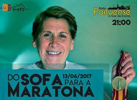 Do Sofá para a Maratona – 3ª feira 21:00H