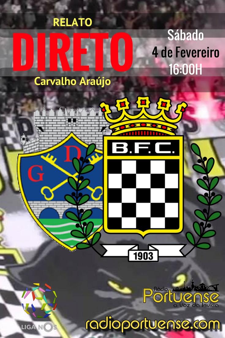 GD Chaves x Boavista FC