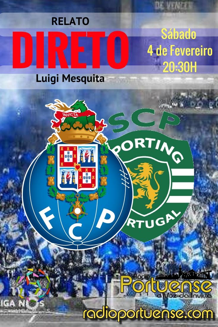 FC Porto x Sporting CP