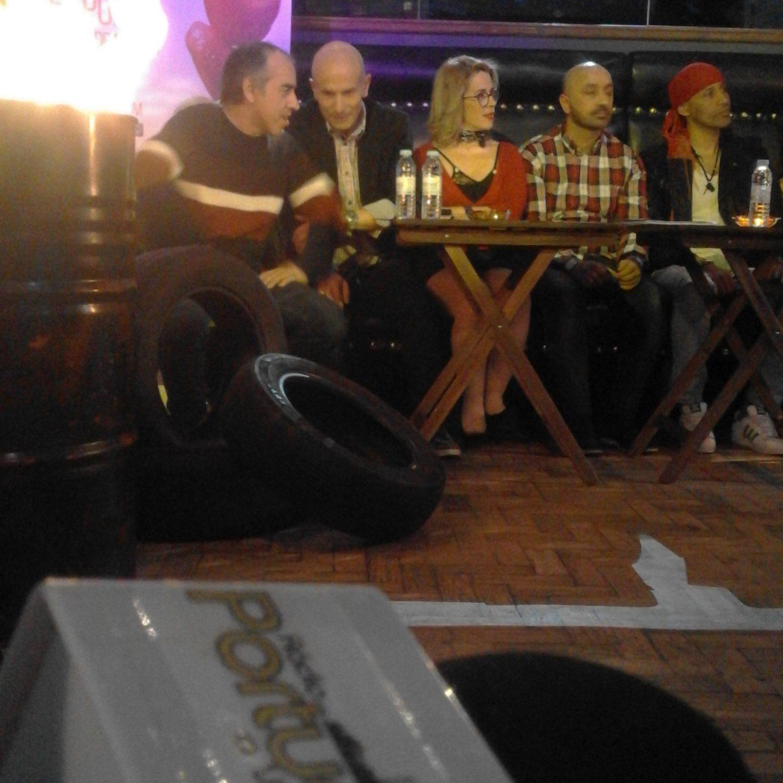 Conferência imprensa ErosPorto