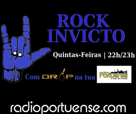 ROCK INVICTO – O ROCK NACIONAL