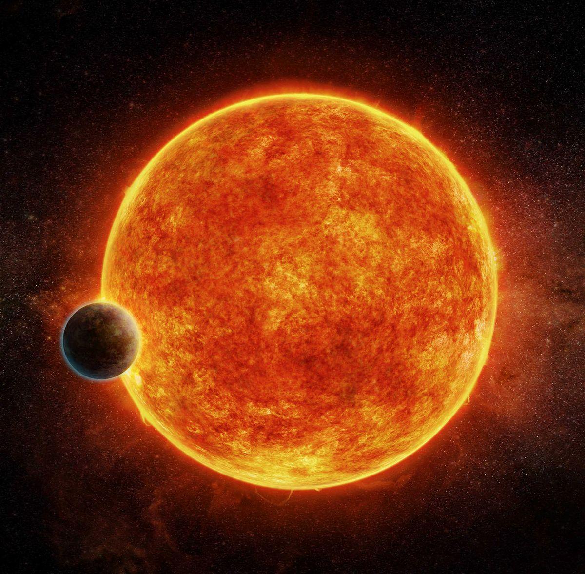 """Cientistas descobrem """"super-Terra"""" que pode ter vida"""