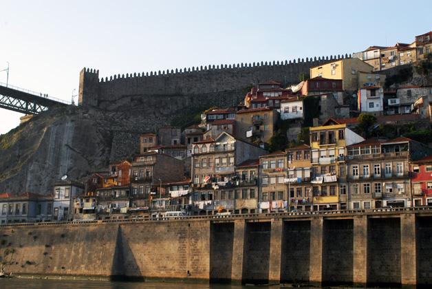 Muralha Fernandina – Um dos segredos do Porto
