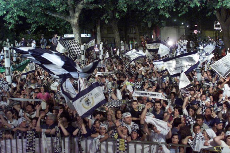 Foi há 16 anos que o Boavista foi Campeão