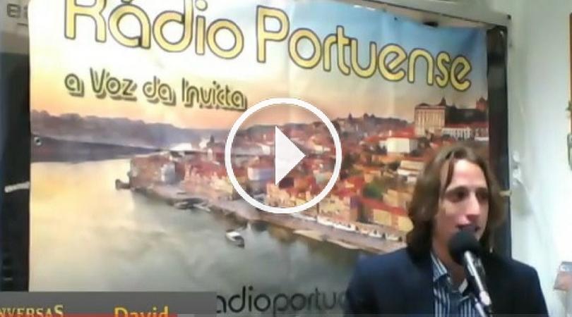 """David Guimarães – Grande Entrevista """"Conversas D´Ouro"""""""