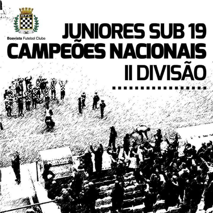 Boavista F.C. Campeão Nacional
