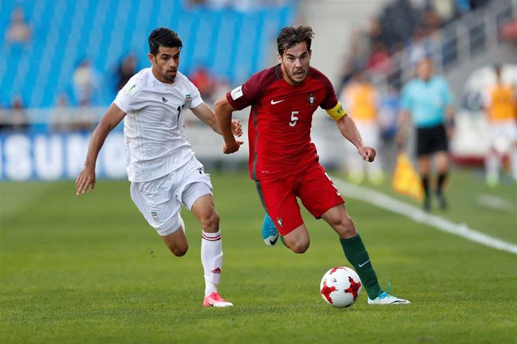 Portugal vence Irão e apura-se para Oitavos de Final no Mundial sub-20