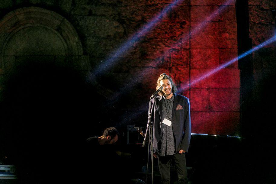SALVADOR SOBRAL – Primeiro concerto após Eurovisão