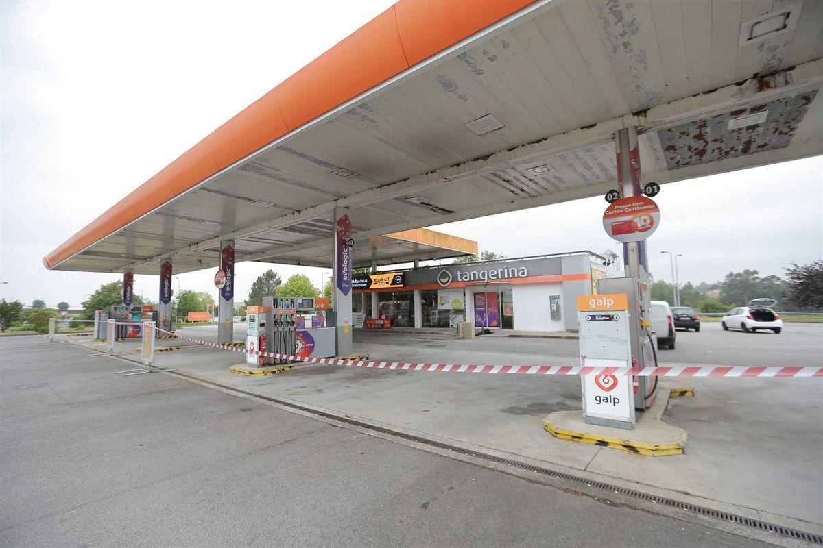 PJ deteve em Espanha um dos assaltantes de gasolineiras ferido a tiro