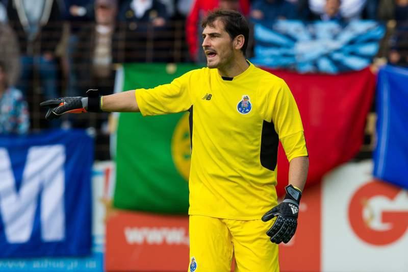 """Casillas admite: """"Estou a refletir sobre o futuro"""""""