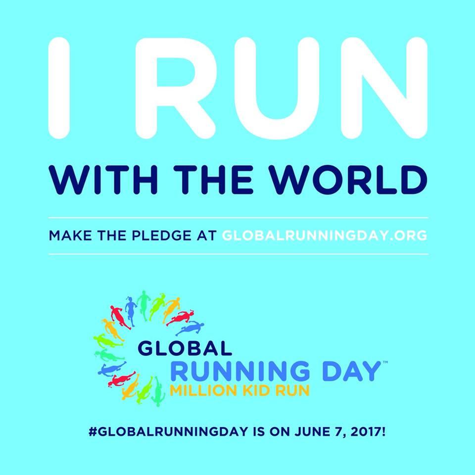 Global Running Day – Parceria 100Meta /Rádio Portuense