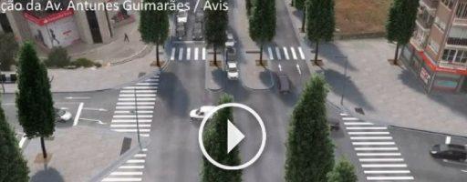 CIDADE DO PORTO – Ribeira de Aldoar vai ver a luz na Avenida da Boavista