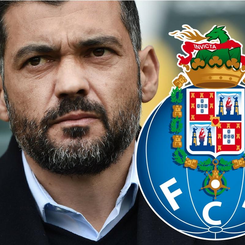 Sérgio Conceição já trabalha nova temporada