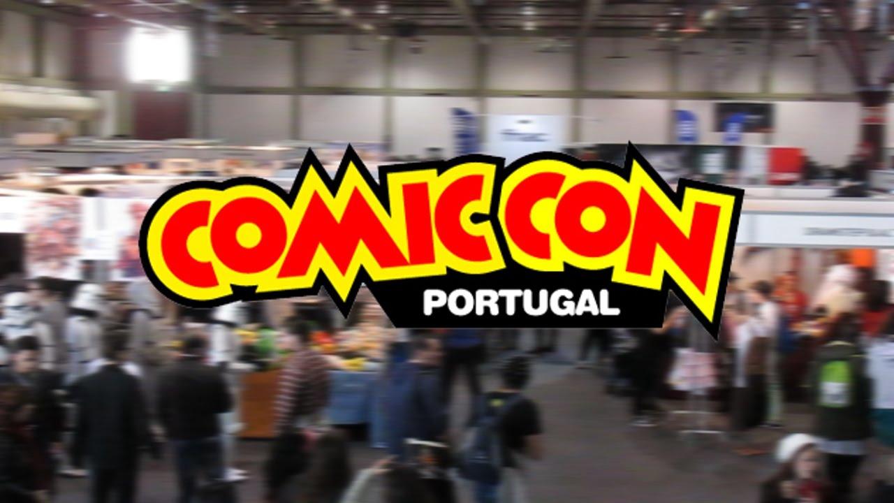 Aqui estão os primeiros nomes para o próximo COMIC CON PORTUGAL