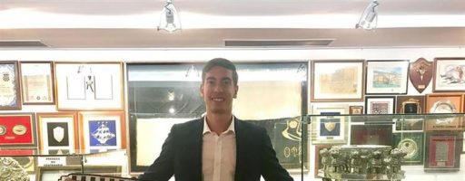 BOAVISTA FC reforça-se – Médio Alex Rodriguez