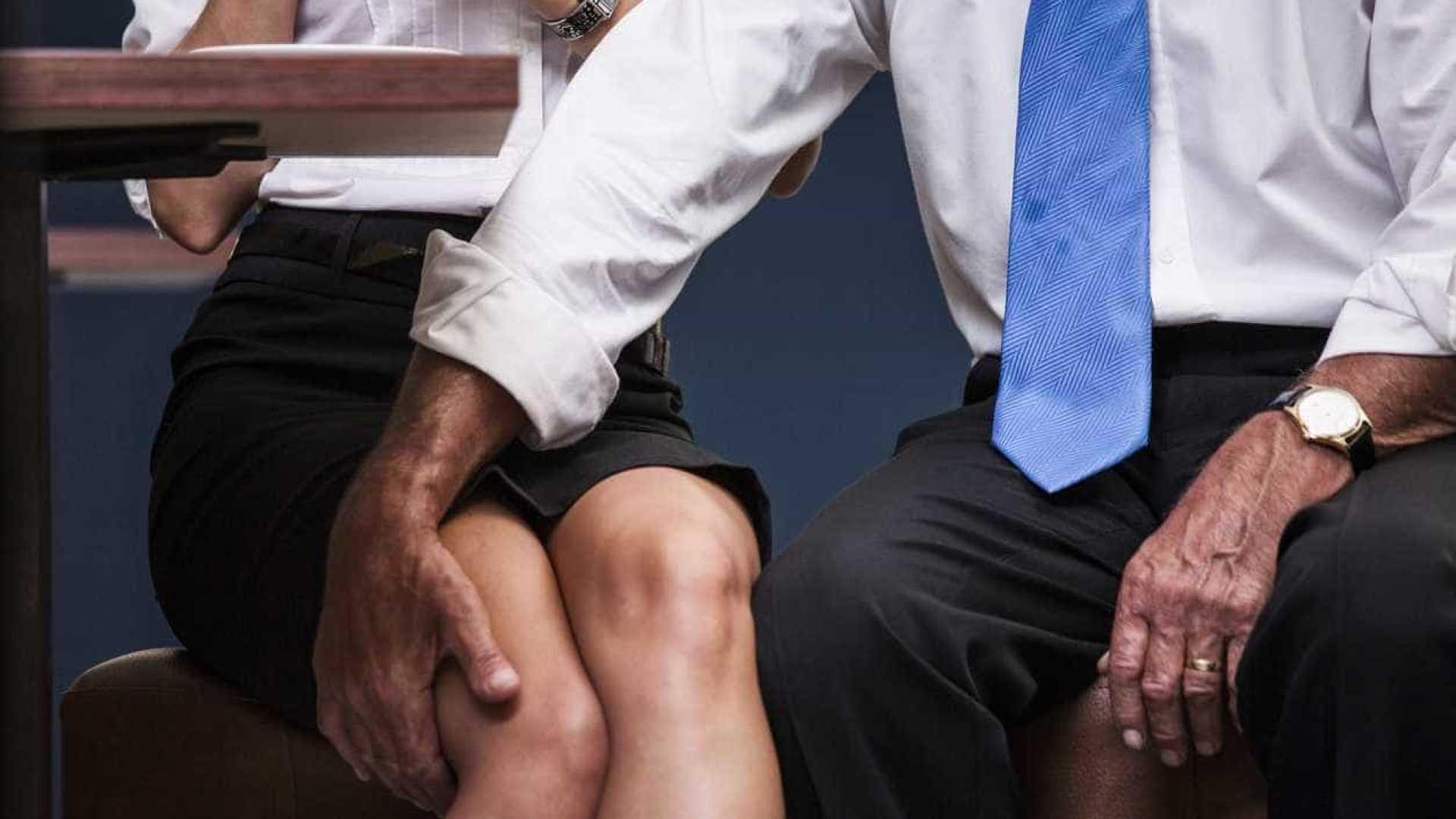 Sexo no trabalho…Sondagem mostra o numero de colegas que o praticam…