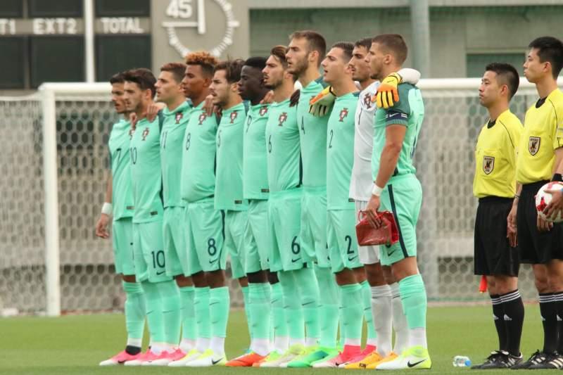 Mundial sub-20 |Uruguai é o adversário de Portugal nos 'quartos'