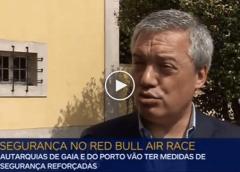 Vídeo▶️ Porto e Gaia vão ter medidas de segurança reforçadas – Red Bull Air Race