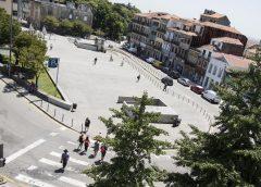 Parques da Praça dos Poveiros e do Palácio de Cristal deixam de ser concessionados