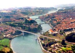 Anunciada nova ponte entre Porto e Gaia