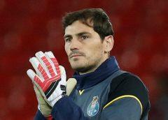 """Iker Casillas declara-se à cidade do Porto: """"Esta cidade merece uma alegria em maio"""""""