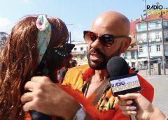 """A paixão deste """"casal"""" que alegra e contagia as ruas do Porto"""