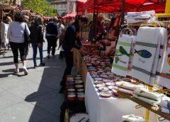 Mercado de Páscoa no Porto
