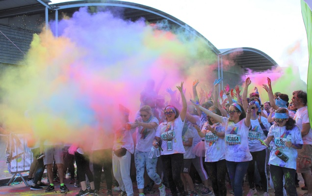 Color RUn Porto
