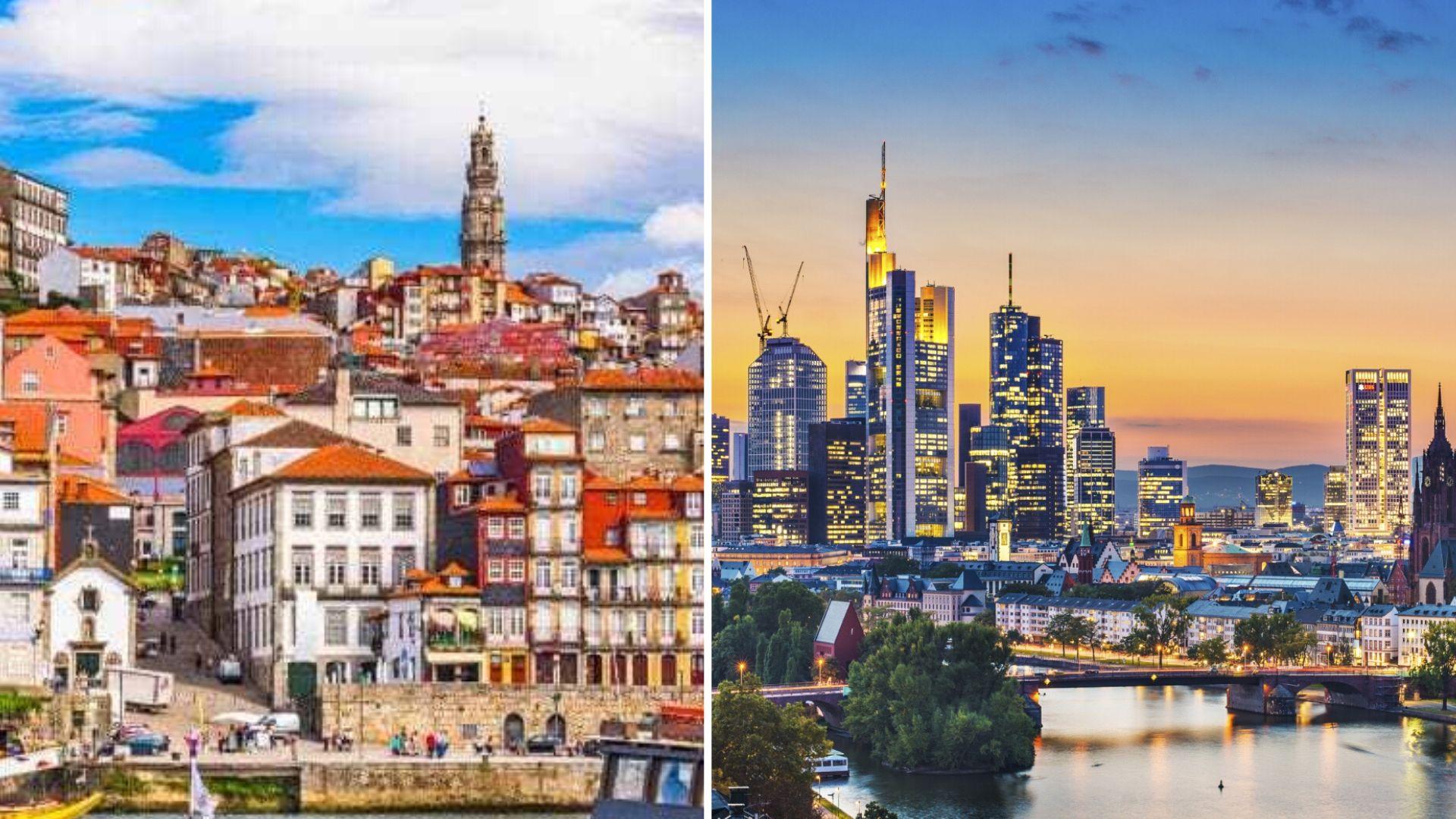Frankfurt Porto