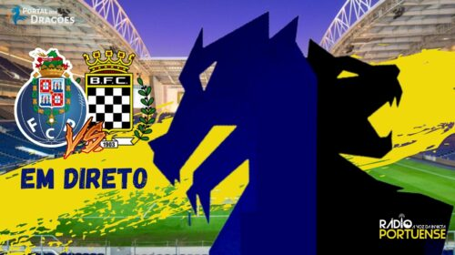 EM DIRETO, FC PORTO, BOAVISTA FC