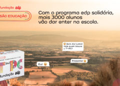 Alunos do Porto recebem 600 computadores da Fundação EDP